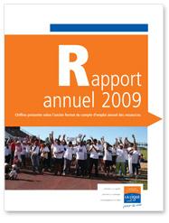 Rapport Annuel 2009 de la Ligue contre le cancer